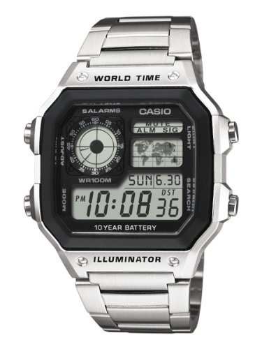 Casio AE 1200WHD 1AVEF Test